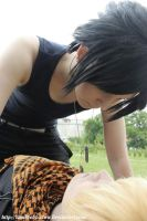 SasuNaru Sexy moment by ShadowFox-Cosplay