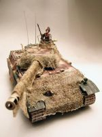 Panther Tank 1 by Ferox-86