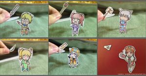 Dragon Nest - Paper Child by Rong-Rong