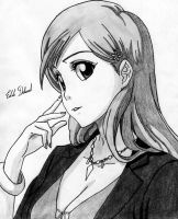 Bleach - Orihime Inoue by stcc7sixty