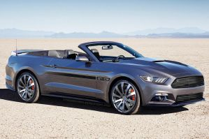2015 Mustang - California Special by CynderxNero