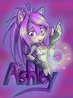 Ashley-chan by TurtieDroppings