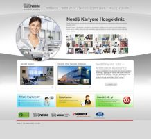 nestle web v2 by feartox