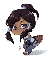 So i herd U liek Korra... by SylwiaPakulska