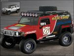Hummer H3 Dakar by Car-Mad-Mike