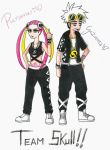 Team Skull!! by Hitomi-chan666