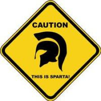 Caution:This is Sparta by Arbiter10123