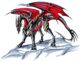 Armored Cynder by Aarok