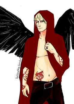 Jonathan Christopher Morgenstern -TMI by RoItsSomething