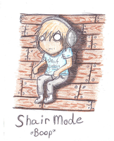Mr.Shair +color+ by Nirika-Stitches