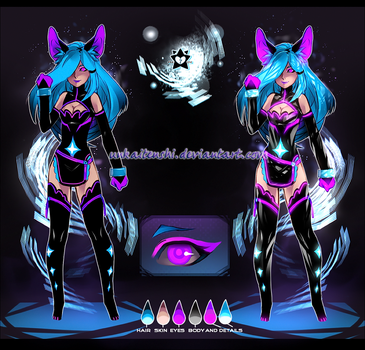 Sample-2 adoptable [CLOSED] by Expie-OC