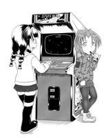 Arcade game by deadpeople97