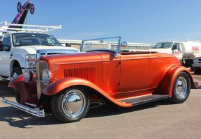 1932 Ford by StallionDesigns