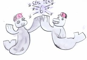 Seal Team 6 by DrXoxo