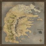 Map of Krazmoran by miss-hena