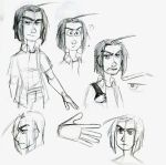 Senior Film: Ludevec (Concept Doodles 2) by WorldHero