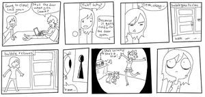 old comic I redrew by sweet-pea-soup