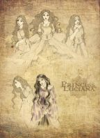 Commission: Luciana by fee-absinthe