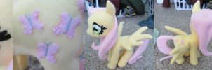 Fluttershy: A gift for my Grandma. ^_^ by rpm1337