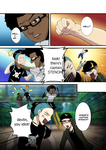 High Voltage Beginnings Colored Comic Page #7 by H-Voltage