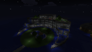 Aquatica Hotel Minecraft by nyl000