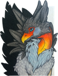 ACEO/ATC: So... You Like My Feathers? by Samantha-dragon