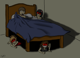 Piraten's Bed Intruders by crackerpattiez