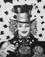 The Mad Hatter by Tanbai
