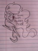 ~Im Not Bullet Proof~ by xXAnnieJulesXx