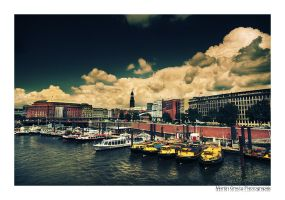 Rainy Hamburg -III by MCG0603