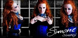 Simone Simons Blend by LanaArts