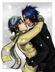 Snow kiss by lillytuft