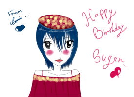 Happy Birthday SugarDreamz by Tsatsuke