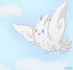 Togekiss Commission 07032015 by Takoto