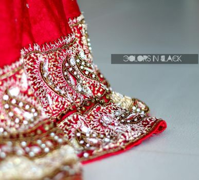 Bridal Dress by NigzClicks