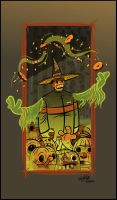Candyass Jack by sweetlygrotesque