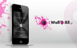 black metal_iPhone by WallforAll