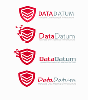 Data Host Logo Concept 2 (FOR SALE) by DianaGyms