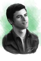 Young John Winchester by cookiecutter60