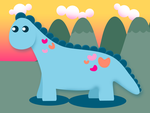 Jurassic Love by Phantasien