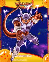 DB Heroes Majin Janemba by Metamine10