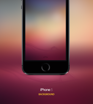 iPhone5 HD-wallpaper by walkofshame