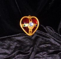 Sailor Moon S Broach by MayuriMoon