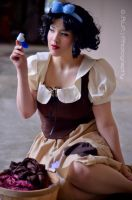 Snow White: One Day I Will Be Free Like You by Riicreations
