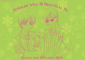 Scholar Will, Practical Al by Resident-evil-STARS