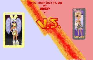 Epic Rap Battles of MSP 1 - Pump vs Short Movies'' by Punxarox