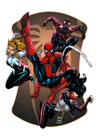 Spiderverse by AlonsoEspinoza