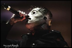 Corey Taylor-Slipknot by cellarwindow