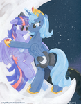 My Sweetheart's the Mare in the Moon by TwilightFlopple