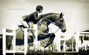 old school equitation by equitate